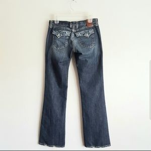 Lucky Brand Socialite Bootcut Flap Pocket Jeans